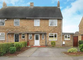 Thumbnail 3 bed semi-detached house for sale in Turner Drive, Inkersall, Chesterfield, Derbyshire