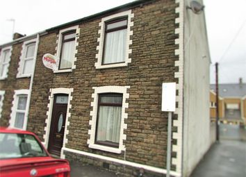 Thumbnail 3 bedroom end terrace house for sale in Creswell Road, Neath, Neath, West Glamorgan
