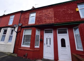 Thumbnail 2 bed terraced house to rent in Exeter Road, Wallasey, Merseyside
