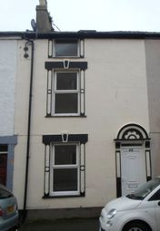 Thumbnail 3 bedroom terraced house to rent in Chapel Street, Caernarfon