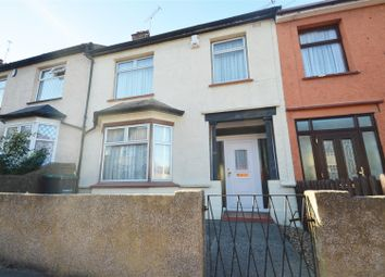 Thumbnail 3 bedroom terraced house for sale in Park Avenue, Northfleet, Gravesend