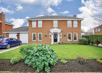 Thumbnail 4 bed detached house for sale in Eynesbury, St Neots, Cambridgeshire