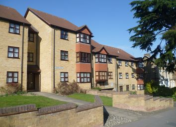 Thumbnail 2 bed flat to rent in Keepers Court, Warham Road, South Croydon, Surrey