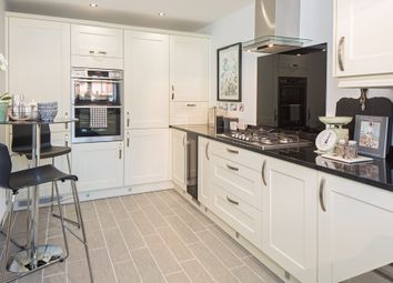 "Thumbnail 4 bed terraced house for sale in ""Woodbridge"" at Station Road, Methley, Leeds"