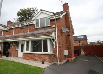 Thumbnail 3 bedroom semi-detached house for sale in Arthur Avenue, Newtownabbey