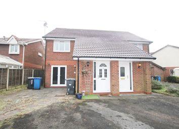 Thumbnail 2 bed flat to rent in Killingworth Lane, Birchwood, Warrington