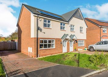 Thumbnail 3 bed semi-detached house for sale in Chapel Way, Coppull, Chorley, Lancashire