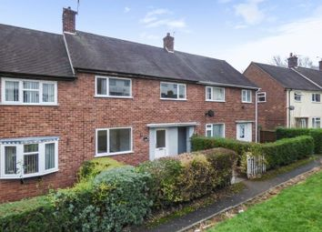 Thumbnail 3 bed terraced house for sale in Leaswood Place, Clayton, Newcastle-Under-Lyme