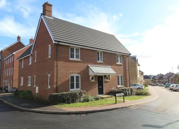 Thumbnail 4 bed detached house for sale in Tahiti Row, Milton Keynes