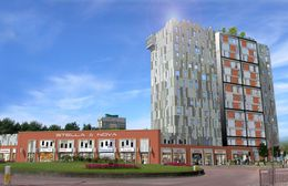 Thumbnail 1 bed flat for sale in Washington Parade, Bootle