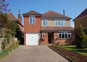 Thumbnail 5 bed detached house for sale in Anglesey Road, Alverstoke, Gosport