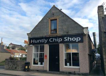 Thumbnail Restaurant/cafe for sale in Bogie Street, Huntly