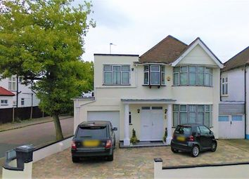 Thumbnail 4 bed detached house for sale in Stoneyfields Lane, Edgware, Middlesex