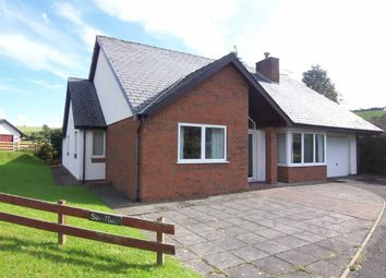 Thumbnail 3 bed bungalow for sale in Lon Glanfraed, Llandre, Bow Street, Ceredigion