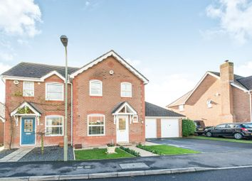 Thumbnail 3 bed semi-detached house for sale in Topaz Drive, Andover