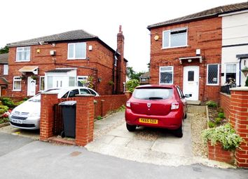 Thumbnail 2 bed semi-detached house for sale in Lincroft Crescent, Bramley, Leeds
