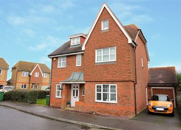 Thumbnail 6 bed detached house for sale in Cormorant Road, Iwade, Sittingbourne, Kent