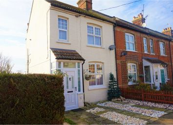 Thumbnail 2 bed end terrace house for sale in First Avenue, Walton On The Naze