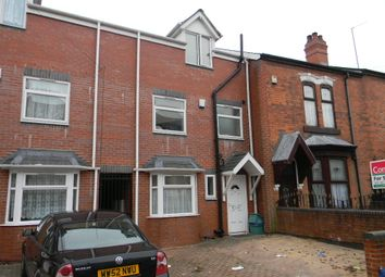 Thumbnail 5 bed terraced house for sale in South Road, Hockley, Birmingham