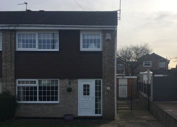 Thumbnail 3 bed semi-detached house for sale in Spilsby Close, Doncaster, South Yorkshire