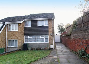 Thumbnail 3 bed semi-detached house for sale in Brierley Hill, Quarry Bank, Ellerslie Close