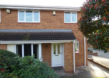 Thumbnail 2 bed end terrace house for sale in Orchard Way, Measham, Swadlincote