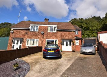 Thumbnail 4 bed semi-detached house for sale in Buttermere Avenue, Prenton