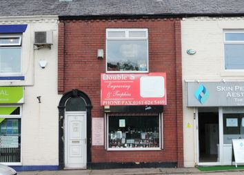 Thumbnail 1 bed terraced house for sale in Rochdale Road, Royton, Oldham