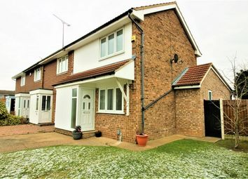 Thumbnail 3 bed detached house for sale in Dorset Way, Canvey Island, Essex