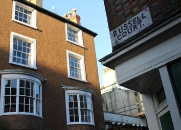 Thumbnail 3 bed flat to rent in George Street, Hastings