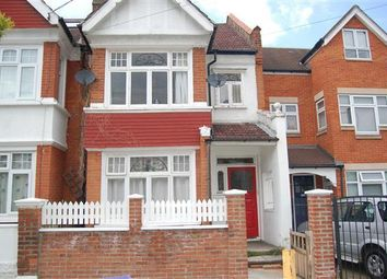 Thumbnail 3 bed flat to rent in Ryfold Road, London