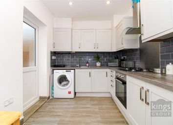 Thumbnail 3 bed terraced house for sale in Henningham Road, London