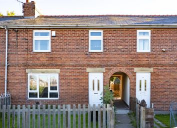 Thumbnail 3 bed terraced house for sale in Park Avenue, Cudworth, Barnsley