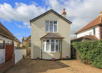 Thumbnail 3 bed detached house for sale in Manor Road, Tankerton, Whitstable