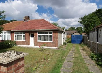 Thumbnail 2 bed bungalow for sale in Belmore Road, Thorpe St Andrew, Norwich