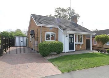 Thumbnail 2 bed bungalow for sale in Pulford Drive, Scraptoft, Leicester, Leicestershire