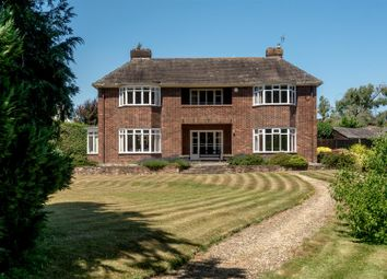 Thumbnail 5 bed detached house for sale in Batts Park, Taunton