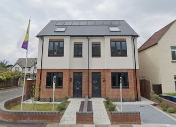 Thumbnail 3 bed semi-detached house to rent in Drapers Road, Enfield