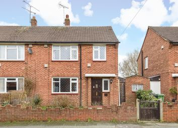 Thumbnail 3 bed semi-detached house to rent in Camberley GU15,