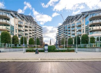 Thumbnail 2 bed flat for sale in Commodore House, Juniper Drive, London