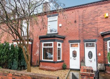Thumbnail 3 bed terraced house for sale in Moss Lane, Wardley, Swinton, Manchester