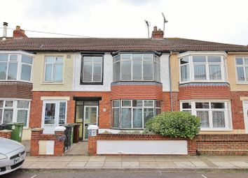 Thumbnail 3 bed terraced house for sale in Algiers Road, Portsmouth
