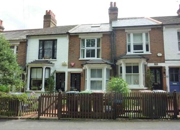 Thumbnail 2 bed terraced house to rent in Victoria Road, Bushey
