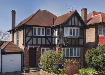 Thumbnail 9 bed semi-detached house to rent in Barn Way, Wembley, London