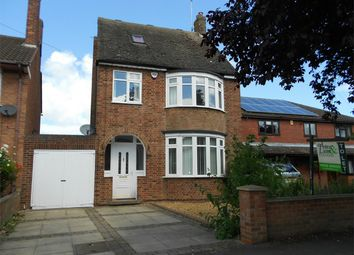 Thumbnail 4 bedroom detached house to rent in Sallows Road, Peterborough