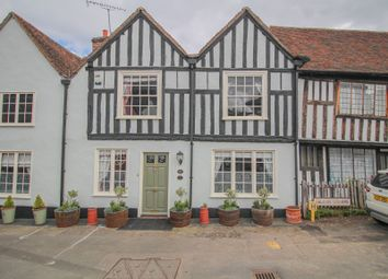 Thumbnail 4 bed terraced house for sale in Falcon Square, Castle Hedingham, Halstead, Essex