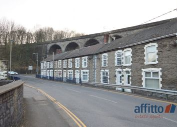 Thumbnail 3 bed terraced house for sale in Bridge Street, Bargoed