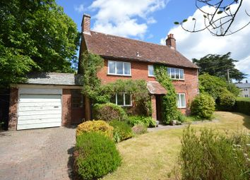 Thumbnail 3 bed cottage for sale in Upper Common Road, Pennington, Lymington