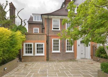 Thumbnail 5 bedroom property to rent in Greenaway Gardens, Hampstead, London