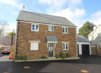 Thumbnail 4 bedroom detached house for sale in Plain-An-Gwarry, Redruth